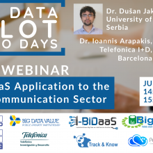 Big Data Pilot Demo Days:
